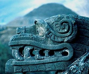 Quetzalcoatl Plumed Serpent